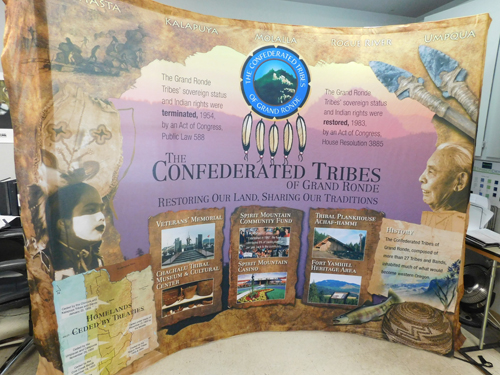 Confederated Tribes